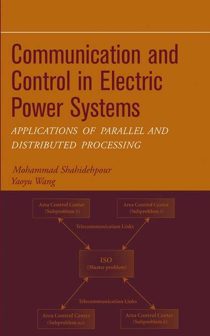 Mohammad Shahidehpour Communication and Control in Electric Power Systems guanrong chen distributed cooperative control of multi agent systems
