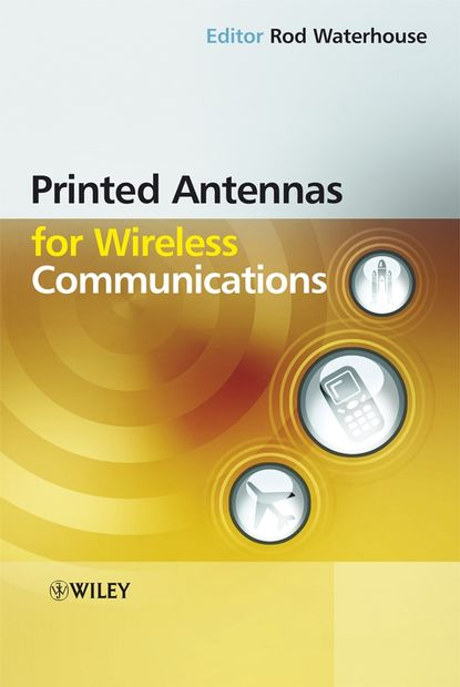 Rod Waterhouse Printed Antennas for Wireless Communications недорого