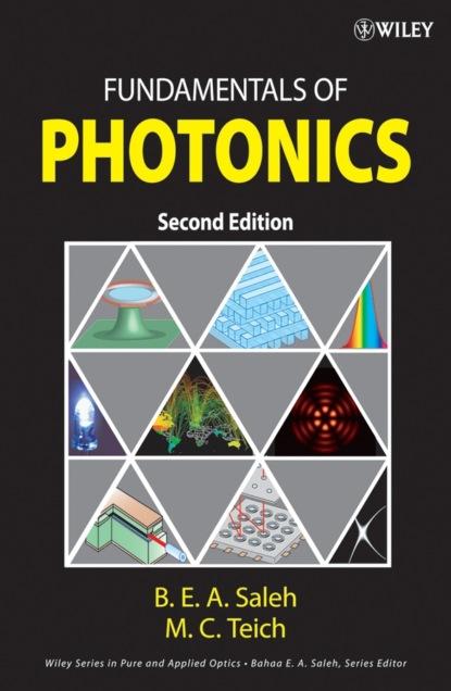 bill woodward fiber optics installer and technician guide Bahaa Saleh E.A. Fundamentals of Photonics