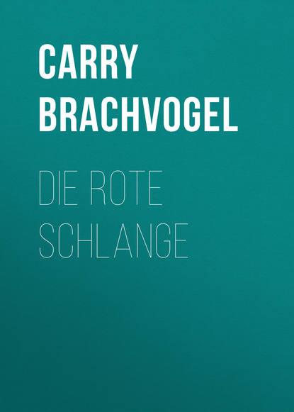 Фото - Carry Brachvogel Die rote Schlange dietmar preuß dsa 102 die rote bache
