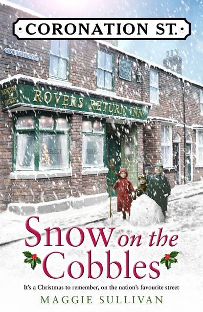 Maggie Sullivan Snow on the Cobbles maggie sullivan christmas on coronation street