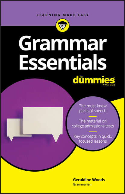 Фото - Geraldine Woods Grammar Essentials For Dummies ron guth coin collecting for dummies