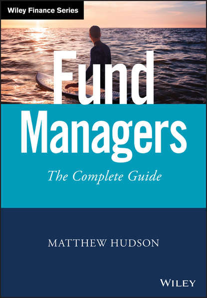 Фото - Matthew Hudson Fund Managers douglas cumming private equity fund types risks and returns and regulation