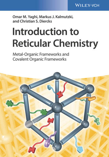 Фото - Omar M. Yaghi Introduction to Reticular Chemistry группа авторов applications of metal organic frameworks and their derived materials