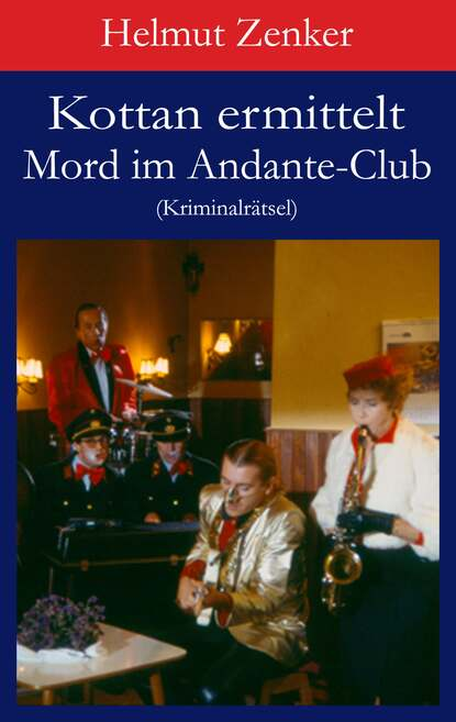 Helmut Zenker Kottan ermittelt: Mord im Andante-Club недорого