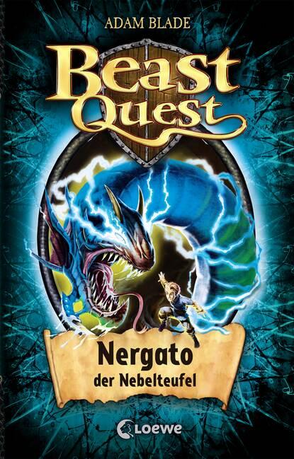 Adam Blade Beast Quest 41 - Nergato, der Nebelteufel недорого