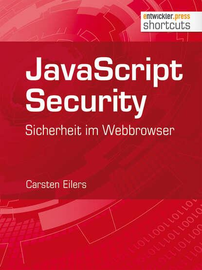 Carsten Eilers JavaScript Security недорого