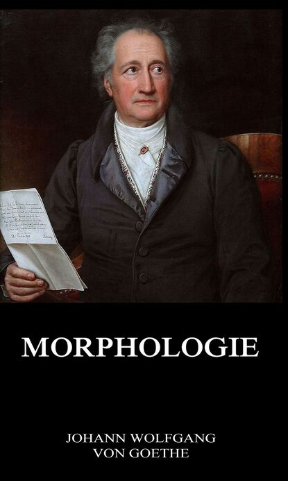 Фото - Johann Wolfgang von Goethe Morphologie johann wolfgang von goethe morphologie