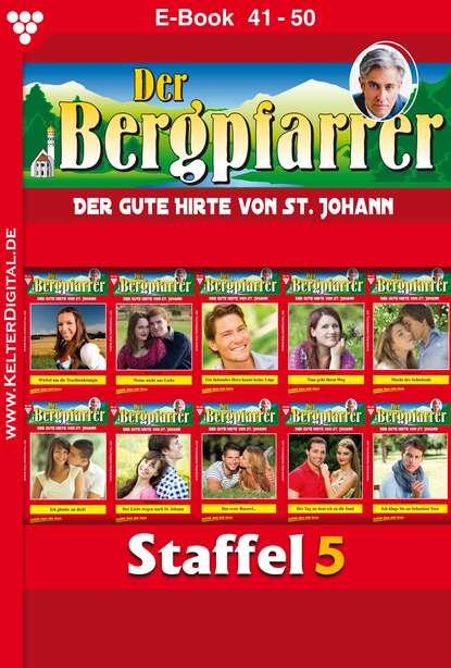 Toni Waidacher Der Bergpfarrer Staffel 5 – Heimatroman toni waidacher der bergpfarrer staffel 13 – heimatroman