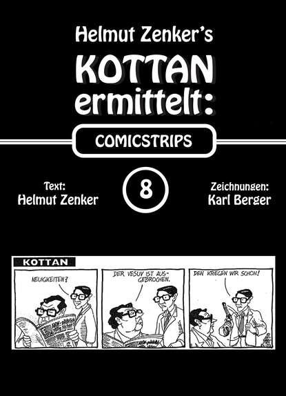Фото - Helmut Zenker Kottan ermittelt: Comicstrips 8 helmut zenker kottan ermittelt new comicstrips 1