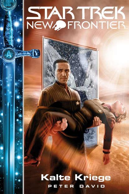 Peter David Star Trek - New Frontier 10: Portale - Kalte Kriege недорого