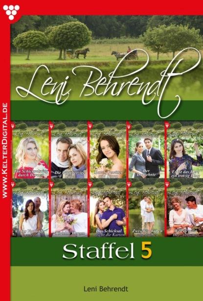 Leni Behrendt Leni Behrendt Staffel 5 – Liebesroman недорого