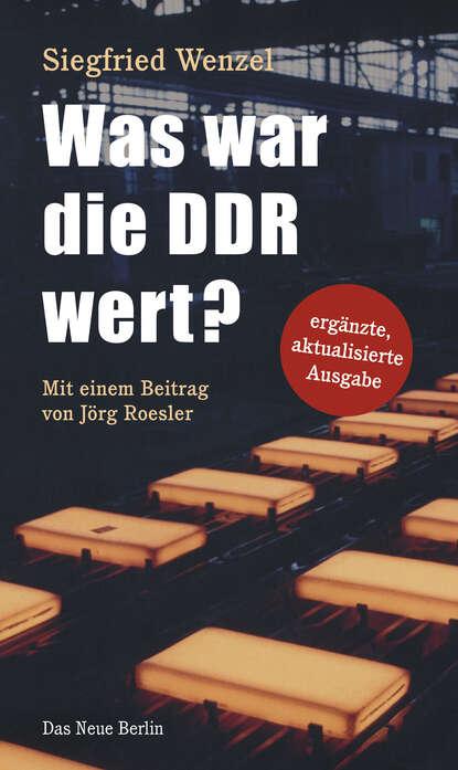 Siegfried Wenzel Was war die DDR wert? siegfried steininger die zukunft vorarlbergs