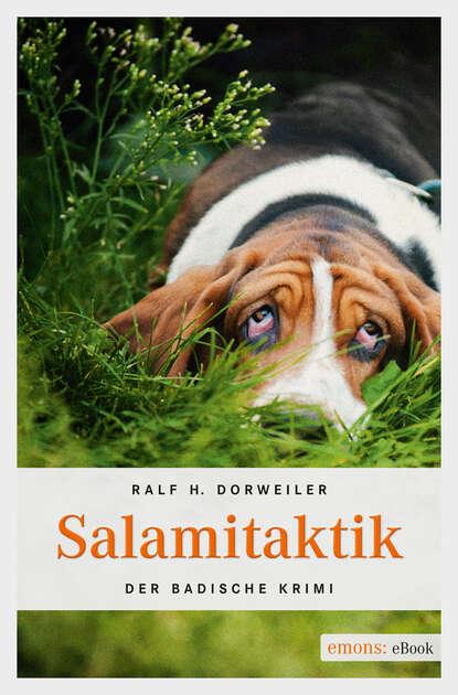 Ralf H Dorweiler Salamitaktik недорого