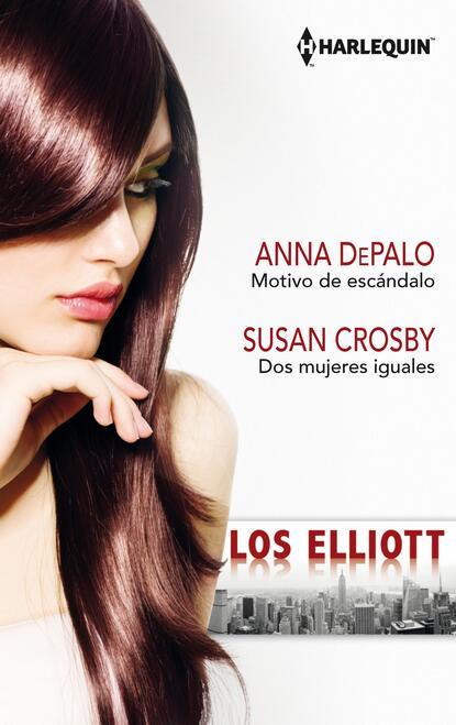 Susan Crosby Motivo de escándalo - Dos mujeres iguales недорого