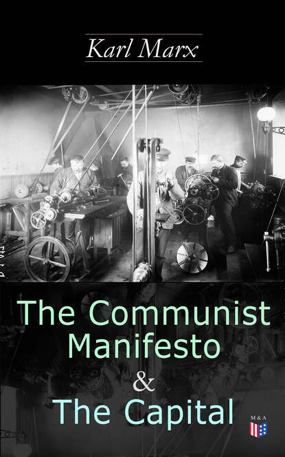 Karl Marx The Communist Manifesto & The Capital a companion to marx s capital volume 2