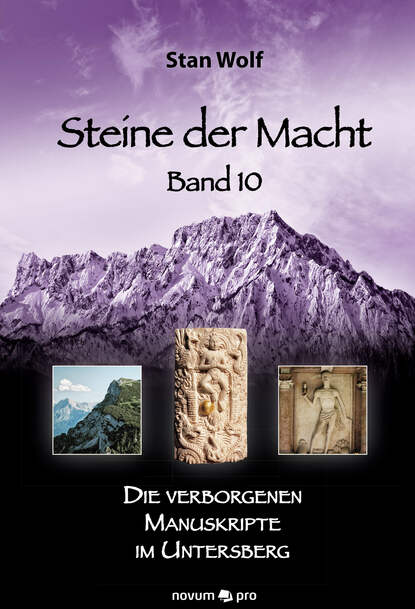 Stan Wolf Steine der Macht - Band 10 tino steinchen intrigen der macht band 3