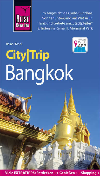 Rainer Krack Reise Know-How CityTrip Bangkok