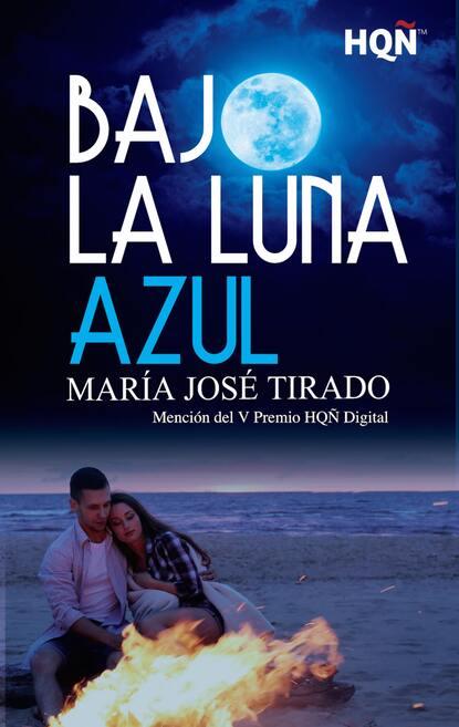Фото - María José Tirado Bajo la luna azul mónica rojas la mariquita azul