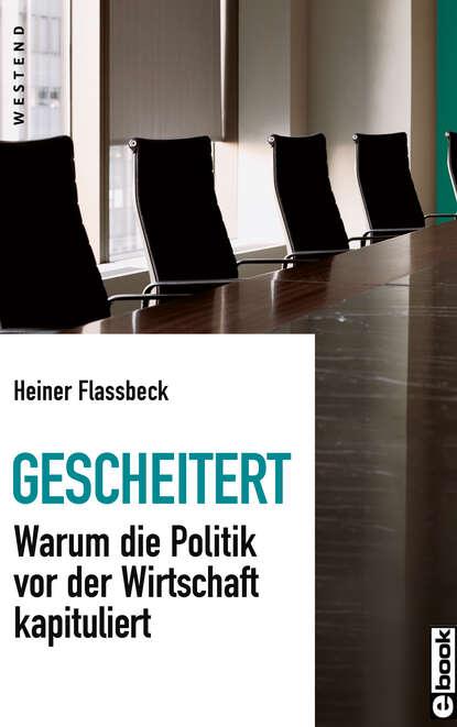 Heiner Flassbeck Gescheitert heiner flassbeck contra la troika