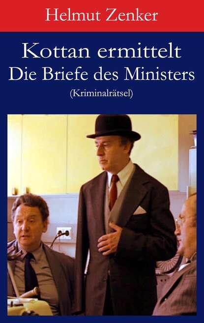 Фото - Helmut Zenker Kottan ermittelt: Die Briefe des Ministers helmut zenker kottan ermittelt new comicstrips 1
