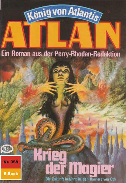 Marianne Sydow Atlan 358: Krieg der Magier marianne sydow atlan 430 razamon der spion