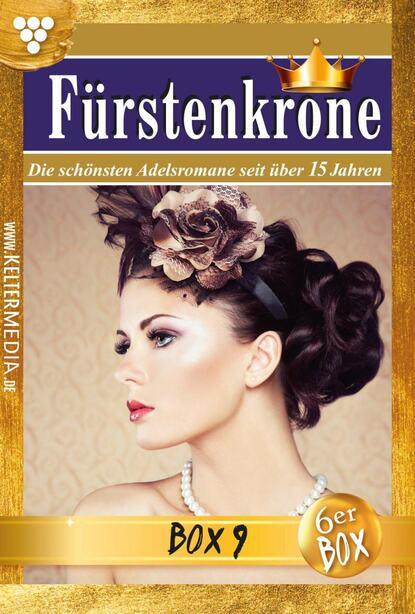 Marisa Frank Fürstenkrone Jubiläumsbox 9 – Adelsroman caroline von steineck fürstenkrone 128 – adelsroman