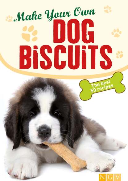 Naumann & Göbel Verlag Make Your Own Dog Biscuits make your own robot