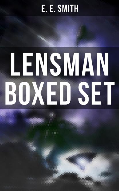 Фото - E. E. Smith LENSMAN Boxed Set e e first lensman