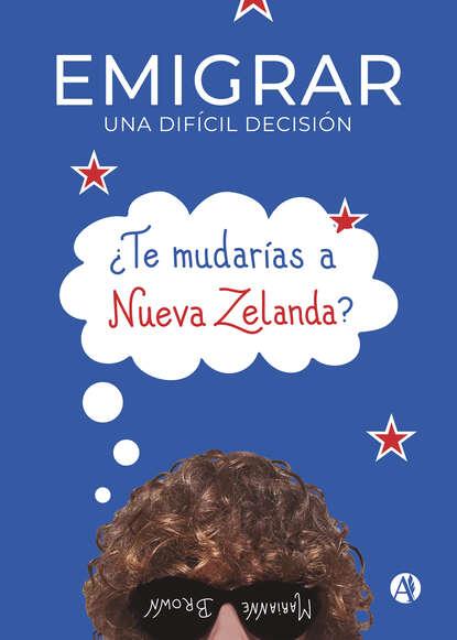 brenda harlen una difícil decisión Marianne Brown Emigrar, una difícil decisión