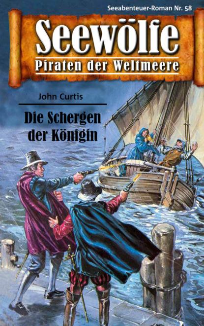 John Curtis Seewölfe - Piraten der Weltmeere 58 недорого