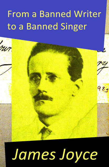 Фото - James Joyce From a Banned Writer to a Banned Singer (An 'Essay' by James Joyce) joyce r perfect