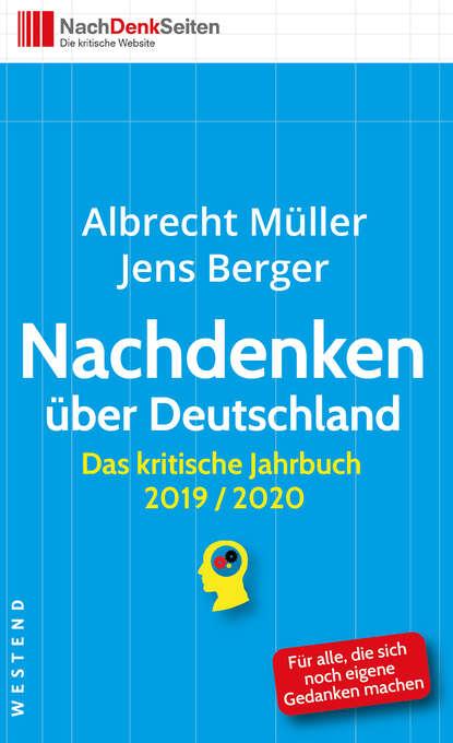 Albrecht Muller Nachdenken über Deutschland недорого