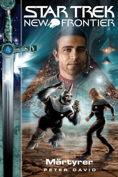 Peter David Star Trek - New Frontier 03: Märtyrer недорого