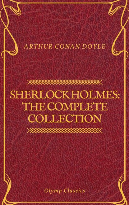 Sherlock Holmes: The Complete Collection (Olymp Classics) фото