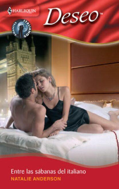 Natalie Anderson Entre las sábanas del italiano недорого
