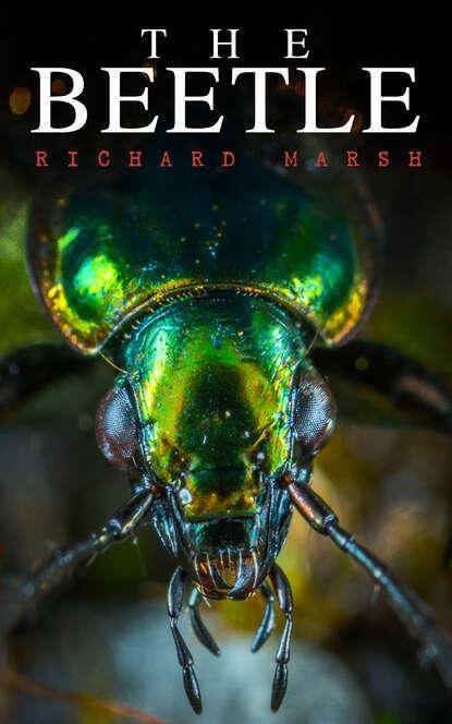 Richard Marsh The Beetle marsh richard violet forster s lover