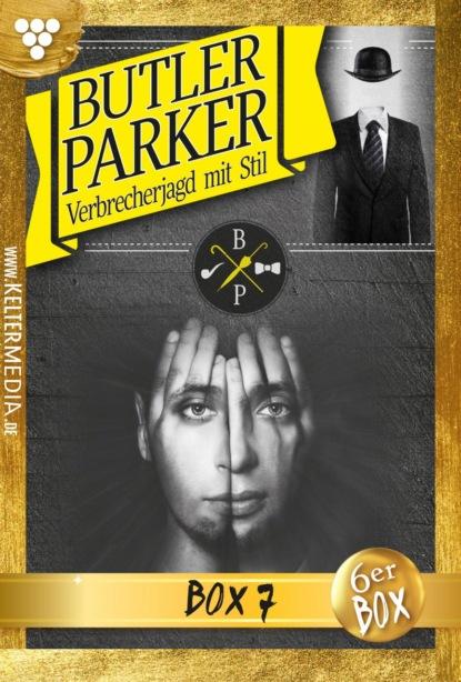 Butler Parker Jubil?umsbox 7 – Kriminalroman