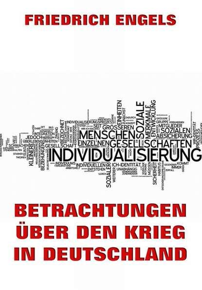 Friedrich Engels Betrachtungen über den Krieg in Deutschland недорого