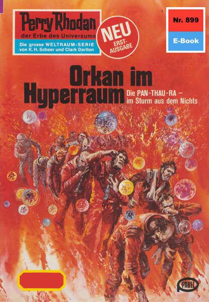 William Voltz Perry Rhodan 899: Orkan im Hyperraum недорого