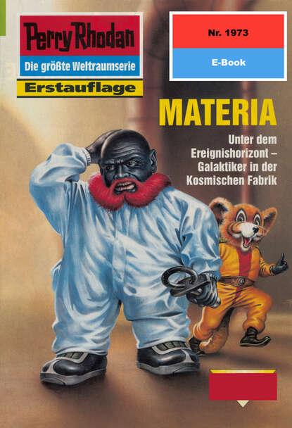Rainer Castor Perry Rhodan 1973: MATERIA rainer castor perry rhodan 2115 anguelas auge