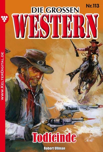 Robert Ullmann Die großen Western 113 printio sheriff