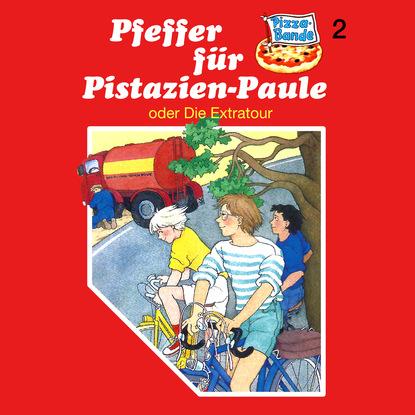 Rainer M. Schröder Pizzabande, Folge 2: Pfeffer für Pistazien-Paule (oder Die Extratour) rainer simon labor oder fließband