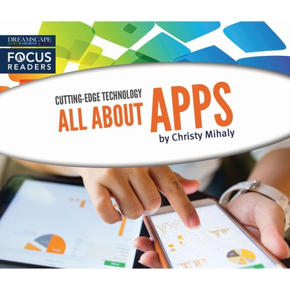 Christy Mihaly All About Apps (Unabridged) недорого