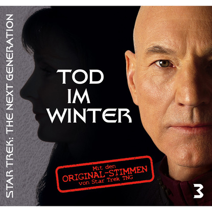 Michael Jan Friedman Star Trek - The Next Generation, Tod im Winter, Episode 3
