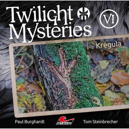 Фото - Paul Burghardt Twilight Mysteries, Die neuen Folgen, Folge 6: Krégula paul burghardt twilight mysteries die neuen folgen folge 2 thanatos