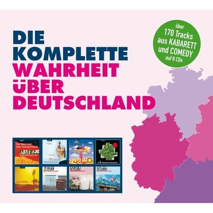 Harald Schmidt Die komplette Wahrheit über Deutschland недорого