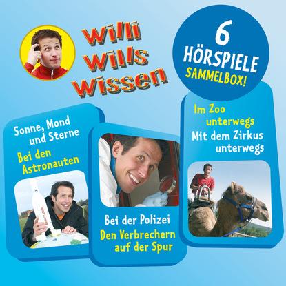 Florian Fickel Willi wills wissen, Sammelbox 2: Folgen 4-6 willi wegner mitternachtsstories von willi wegner nur für starke nerven folge 10 ungekürzt