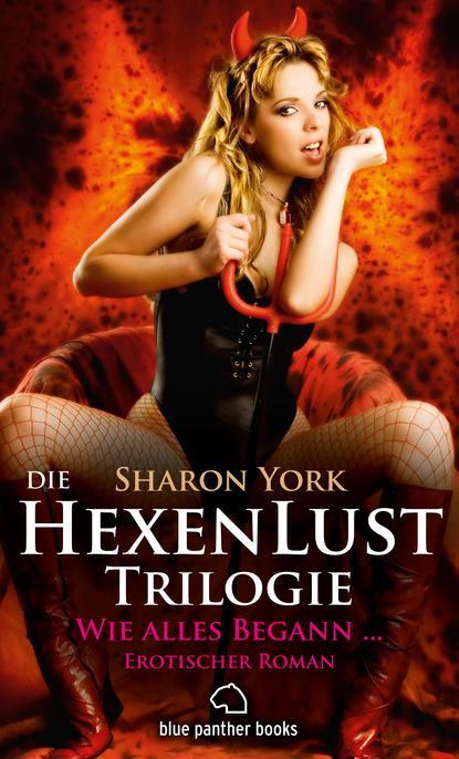 Die HexenLust Trilogie - Wie alles begann | Erotischer Roman фото