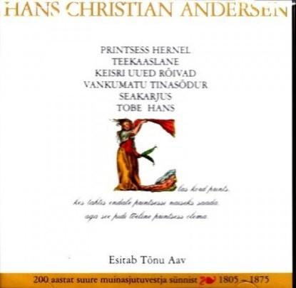 Hans Christian Andersen Hans Christian Andersen, 6 muinasjuttu недорого